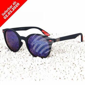 LOOX Sonnenbrille Designbrille Chicago verspiegelt
