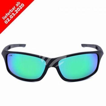LOOX Sonnenbrille Designbrille Flachglas Jamaica