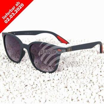 LOOX Sonnenbrille Designbrille Las Vegas Rubber