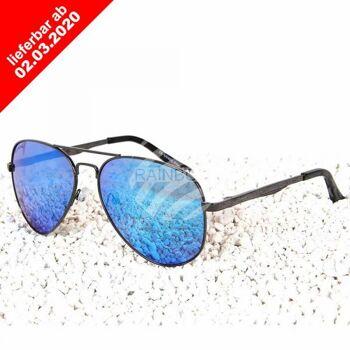 LOOX Sonnenbrille Pilotenbrille Sidney Federbügel