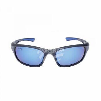 LOOX Sport Sonnenbrille Amsterdam schwarz