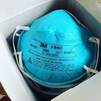 3M 8210/1860 Atemschutzmasken Aus EU