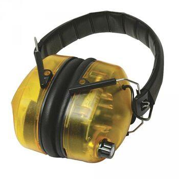 Elektronischer Kapselgehörschutz, SNR 30 dB