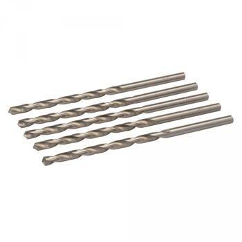 HSS- Bohrer, extra lang, metrisch, 6,5x148mm, 5er Pack