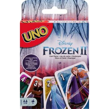 Mattel UNO Frozen 2