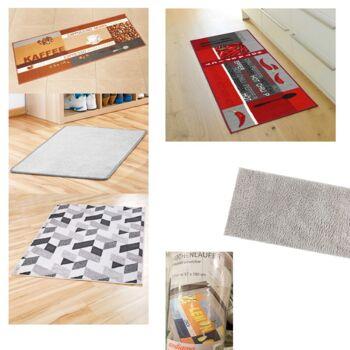 12-6038865, Mischpalette Teppiche + Läufer  SONDERPOSTEN
