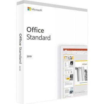 Microsoft Office 2019 Standard VL MAK Key 50 User