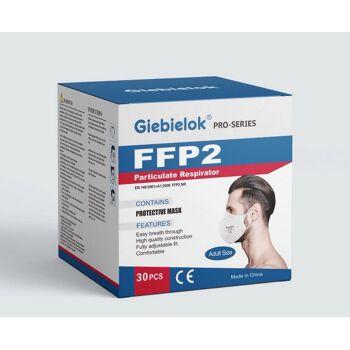 Atemschutzmaske KN95   FFP2 Mundschutz Maske Staubmaske mit CE   SOFORT LIEFERBAR!!!