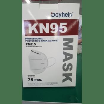 Atemschutzmaske KN95 Standard GB2626 (FFP2)Mit CE Zertifizierung Mundschutz auf Lager