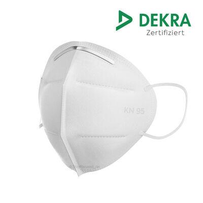 KN95 / FFP2 Atemschutzmaske mit DEKRA Zertifikat sofort verfügbar / lieferbar
