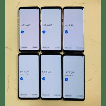 Testpaket Smartphone 10 Smartphone bis 5,7