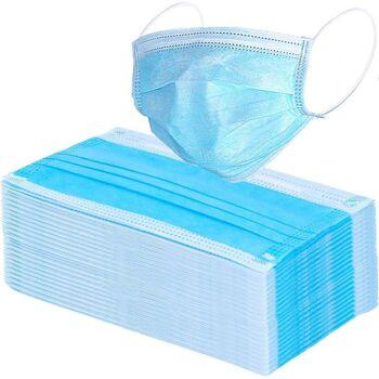 Medizinischen OP Masken Mund-Nasen-Schutz Masken EN14683 Typ IIR mit TÜV Testbericht