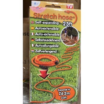 Flexibler Gartenschlauch  Länge 7,50 m