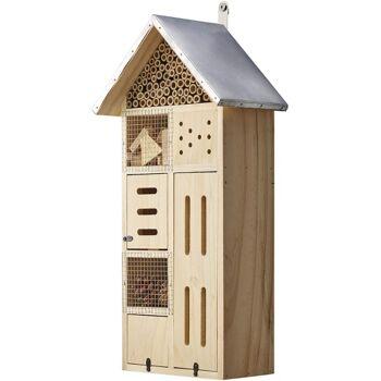 28-109068, Holz Insektenhotel, Nistkasten