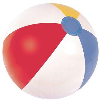 28-900026, Wasserball 51 cm, bunt, Beachball, Strandball