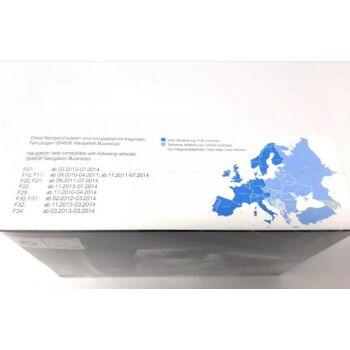 BMW Digitale Straßenkarte Europa Move 2017-2Digital Road Map Navi