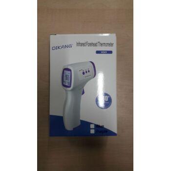 Digital Infrarot Stirnthermometer Kontaktloses Körper Fieberthermomete CE +FDA + ROHS
