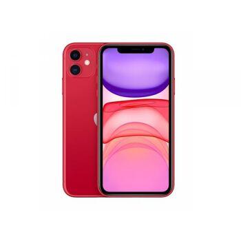 Apple iPhone 11 256GB Red 6.1Zoll MWM92ZD/A