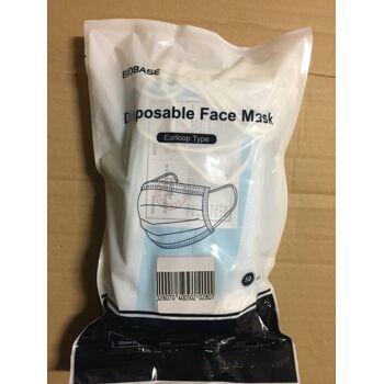 Medizinische Masken,Mundschutz, Atemschutz, Schutzmaske, Gesichtsmaske, 3 Lagig sofort lieferbar
