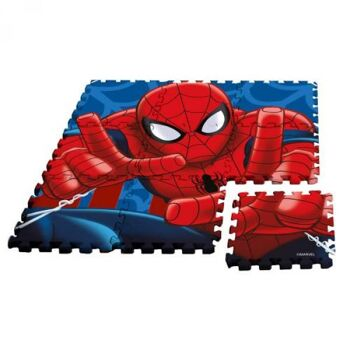 Spiderman - Spielmattenpuzzle