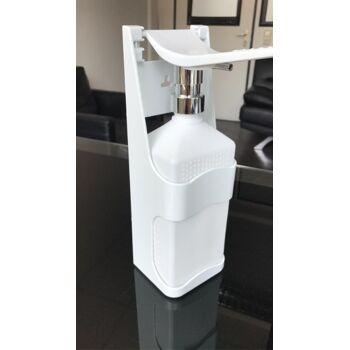 Desinfektionsspender Hand Desinfektionsmittelspender Wandspender Hygienemittel Spender Desinfektionsmittel