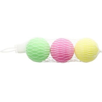 12-48070001, Beachbälle 3er Set, Wasserball, Spielball, strandbälle, strandball