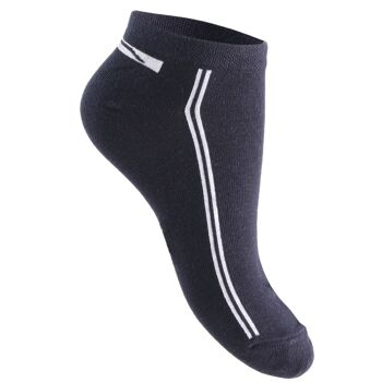 28-799002, Herren Sneaker Socke 8er Pack, Socken, Strümpfe
