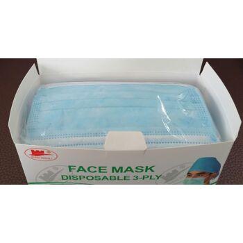 medizinischer Mund- Nasenschutz Typ IIR - Mundschutz Krankenhaus- Praxisbedarf
