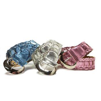 Promo-Angebot: 5 Paletten verschiedene Damengürtel - € 0,02 pro Stück
