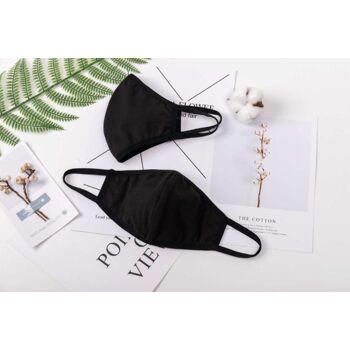 Waschbare Maske aus Baumwolle - Sofort Kostenlos Lieferbar! Für Männer Frauen und Kinder !