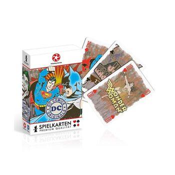 Number  1 Spielkarten DC Originals