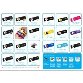Pins für individuelle Verschönerung von Schnürsenkeln, Flip Flops, Hüten, Taschen, Reißverschlüssen ..., verkauft wird der gesamte Bestand