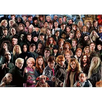 Ravensburger 14988 Puzzle Harry Potter 1000 Teile