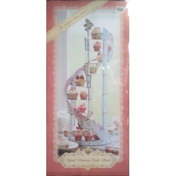 Tortenständer Kartonage Etagere Cupcake versch. & ca. 549 St.