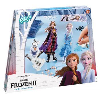 Disney Frozen 2 / Die Eiskönigin 2 - Bastelset Bügerperlen