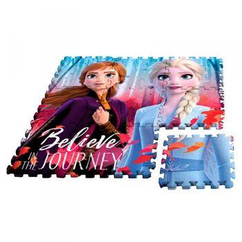 Disney Frozen 2 / Die Eiskönigin 2 - Spielmattenpuzzle 9tlg.