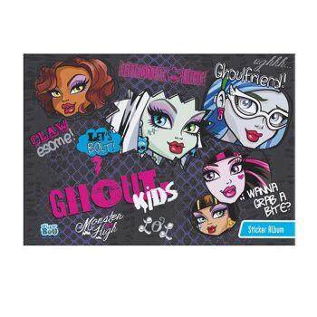 Monster High - Sticker Album A5