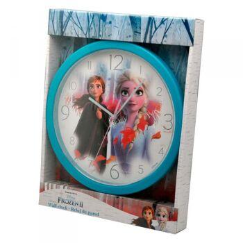 Disney Frozen 2 / Die Eiskönigin 2 - Wanduhr
