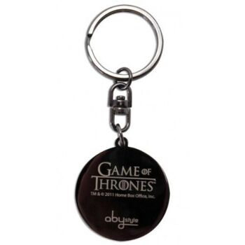 """GAME OF THRONES - Schlüsselanhänger """"Targaryen"""""""
