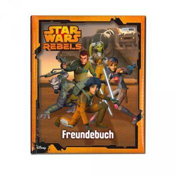 STAR WARS Rebels - Freundebuch