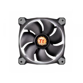 Thermaltake PC- Gehäuselüfter Riing 14 LED White CL-F039-PL14WT-A
