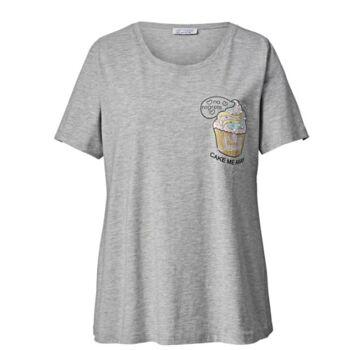 Shirt mit Perlen 5% Rabatt