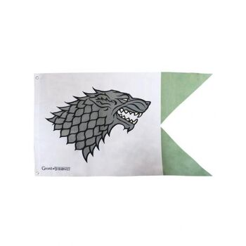 GAME OF THRONES - Flag Flagge Banner Stark (70x120cm)