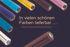Stretchfolie - Wickelfolie für manuelle Verarbeitung [ B 500 mm - L 220 m - ST 17 µ ]  [ 6 ROLLEN JE KARTON ] [ TRANSPARENT ]