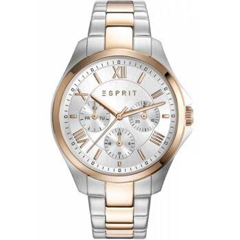 Esprit Uhr Uhren Damenuhr Multifunktion ES108442005