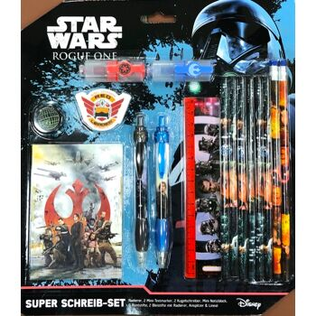 Star Wars Super Schreib Set 16-tlg.
