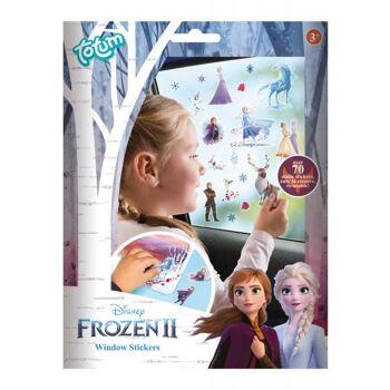 Disney Frozen 2 / Die Eiskönigin 2 - Fenster Sticker