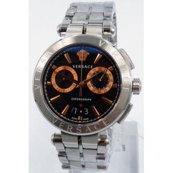 Versace Uhr Uhren Herrenuhr Chronograph VE1D01019 AION