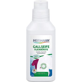 Heitmann Gallseife Fleckbürste, 250 ml