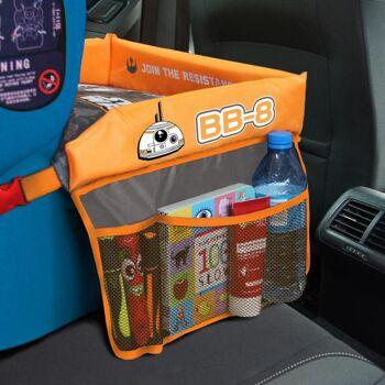 Star Wars BB8 Reisetisch Autotisch